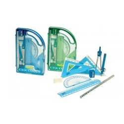 Oxford Mathematical Set Hang Sleeve 170596 Blue