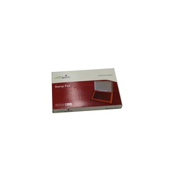 OFFICEPOINT STAMP PAD RED PLASTIC BODY 9852