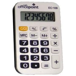 OfficePoint 8 Digits EC-109B Calculator