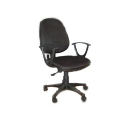 Officepoint Fabric Secretarial Chair DM-607