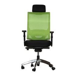 Officepoint High Back Office Chair K1-01B Green