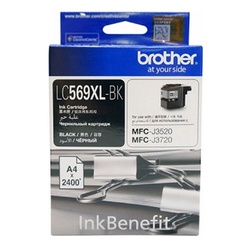 Brother Ink Cartridge Black LC-569XL