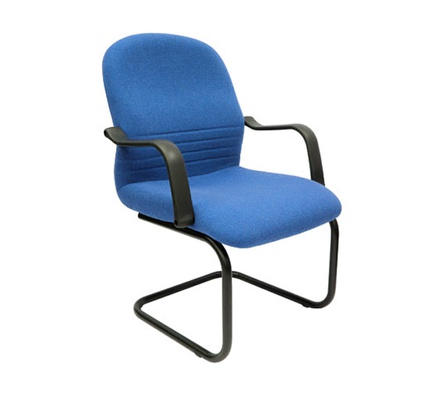 Officepoint  Fabric Visitor Office Chair SCT-04