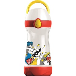 Maped Picnik Spillproof Water Bottle 430ml 871412 Comics