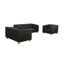 Sheba - 3 Seater Leather Sofa