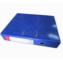 OfficePoint BOX FILE A4 BLUE 9300E