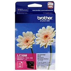 Brother Ink Cartridge Magenta LC39