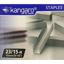 Kangaro Staple Pins 23/15 H 1000'S