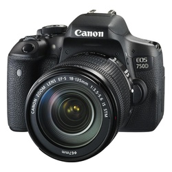 Canon Camera EOS 750D 18-135 IS STM KIT