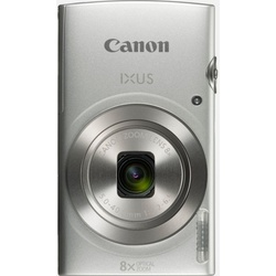 Canon IXUS 185 20MP Digital Camera 1806C001AA Silver