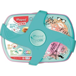 Maped Lunch Box 870011 Paris Fashion