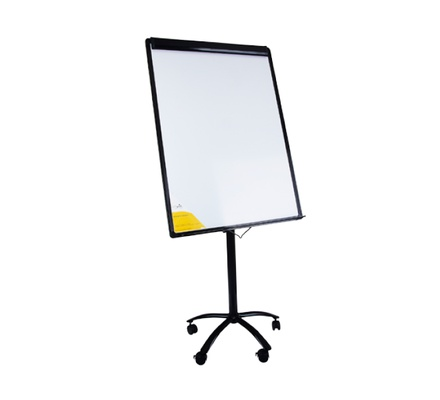 OFFICEPOINT FLIP CHART BOARD FC555 3X2