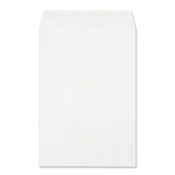 PEEL & SEAL ENVELOPE C4 WHITE