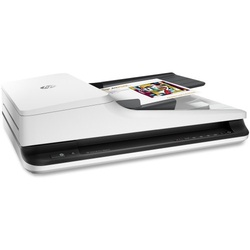 HP Flatbed ScanJet Pro 2500F1 Scanner