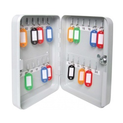 OFFICEPOINT KEY CABINET 24 KEYS 8701
