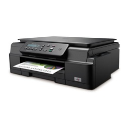 Brother Inkjet Colour Printer MFC DCP-J100